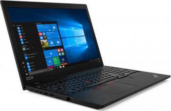 Laptop Lenovo ThinkPad L590 Intel Core (8th Gen) i5-8265U 256GB SSD 8GB FullHD Win10 Pro Tast. ilum. FPR Black