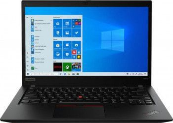 Laptop Lenovo ThinkPad T490s Intel Core (8th Gen) i7-8565U 512GB SSD 16GB WQHD IPS Win10 Pro Tast. il. FPR Laptop laptopuri