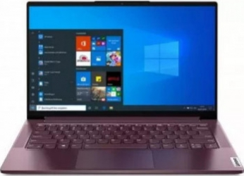 Ultrabook Lenovo Yoga Slim 7 14ARE05 AMD Ryzen 5 4500U 512GB SSD 16GB AMD Radeon FullHD Win10 Tast. ilum. Orchid Laptop laptopuri