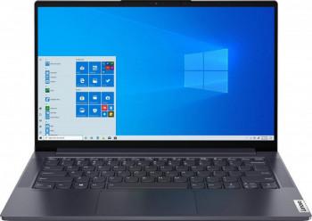 Ultrabook Lenovo Yoga Slim 7 14ARE05 AMD Ryzen 7 4700U 512GB SSD 16GB AMD Radeon FullHD Win10 Tast. ilum. Slate Grey Laptop laptopuri