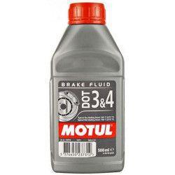 Lichid Frana Motul Dot3 and 4 500Ml Accesorii Moto