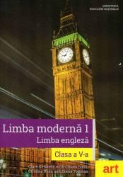 Limba engleza L1 manual clasa a V-a