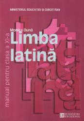 Limba latina. Manual pentru clasa a XI -a Carti