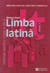 Limba latina. Manual pentru clasa a XII -a Carti