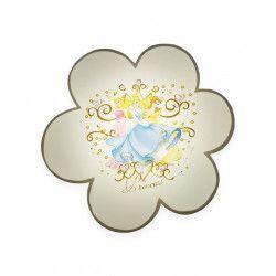 Lustra Rich Led copii Princess 3 tipuri de lumina Leduri incluse Corpuri de iluminat
