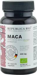 Maca Extract Bio Republica Bio 60cps