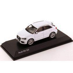 Macheta Auto Audi RS Q3 1 43 Alb Cadouri
