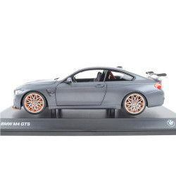 Macheta Auto BMW F82 M4 GTS 1 18 Gri Inchis Cadouri