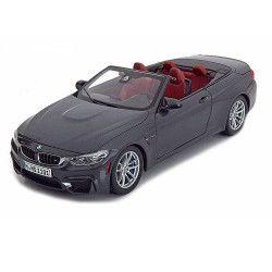 Macheta Auto BMW M4 Cabrio 1 18 Gri Antracit Cadouri