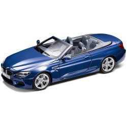 Macheta Auto BMW M6 F 12 1 18 Albastru Cadouri