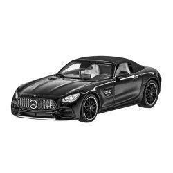 Macheta Auto Mercedes AMG GT Roadster 1 43 Negru Cadouri