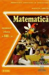 Manual matematica clasa 3 - Mihaela Singer