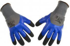Manusi de protecie pentru lucru marimea 8 GEKO G73575 Articole protectia muncii