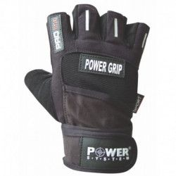 Manusi sala gym fitness Power System POWER GRIP PS-2800 Marimea XXL Manusi barbati