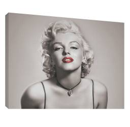 Marilyn Monroe - Tablou canvas - 52x70 cm Tablouri