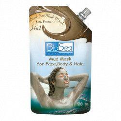Masca cu namol Bio 3 in 1 de la Marea Moarta Masti, exfoliant, tonice