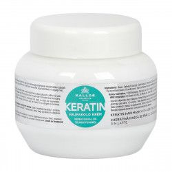 Masca de par cu cheratina si proteina din lapte Kallos KJMN 275ml Masti, exfoliant, tonice