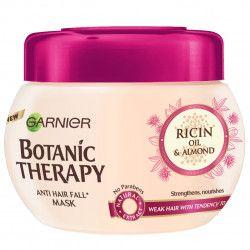 Masca de par Garnier Botanic Therapy Ricin Oil and Almond pentru par cu tendinta de cadere 300 ml Masti, exfoliant, tonice
