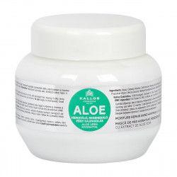 Masca de par hidratant regenerant cu extract de Aloe Vera Kallos KJMN 275ml Masti, exfoliant, tonice