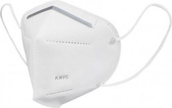 Masca de protectie de unica folosinta KN95 cu 4 straturi, Alb