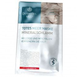 Masca pentru fata Dermasel pe baza de namol mineral 12 ml