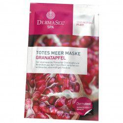 Masca pentru fata Dermasel Spa cu rodie 12 ml Masti, exfoliant, tonice