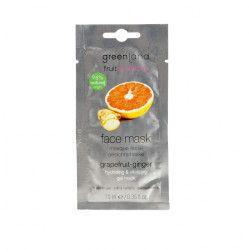 Masca pentru fata Greenland cu ghimbir-grapefruit 10 ml Masti, exfoliant, tonice