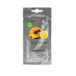 Masca pentru fata Greenland cu papaya-lamaie 10 ml Masti, exfoliant, tonice