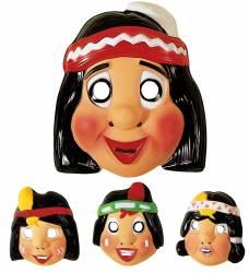 Masca Copil Indian Widmann Costume serbare