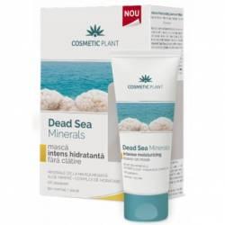 Masca Intens Hidratanta cu Minerale de la Marea Moarta Dead Sea Cosmetic Plant 50ml