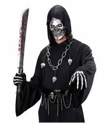 Masca Schelet Iron Look Widmann Costume serbare