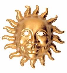 Masca Soare Widmann Costume serbare