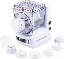 Masina automata de facut paste Zass ZPM 01 180 W Extrudare Malaxare Alb