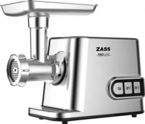 Masina de tocat cu accesoriu de rosii Zass ZMG 10 Putere 3000W Putere nominala 1200W Toaca intre 50-70 Kg-ora Masini de tocat
