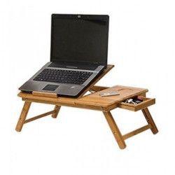 Masuta laptop - Masa E-Table din bambus Accesorii Diverse