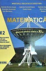 pret preturi Matematica cls 11 M2 - Gabriela Streinu-Cercel