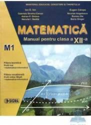 pret preturi Matematica Cls 12 M1 - Ion D. Ion Eugen Campu