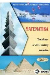 Matematica Cls 8 - Lb. Maghiara - Mihaela Singer Cristian Voica Consuela Voica