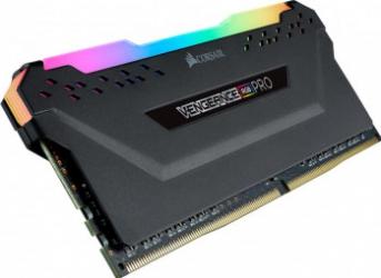 Memorie Corsair Vengeance RGB Pro 16GB DDR4 3600MHz CL18 1.35V Memorii