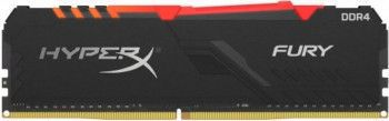 Memorie Kingston HyperX FURY RGB 16GB DDR4 3000MHz CL15 Memorii