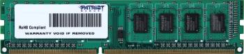 Memorie Patriot 4GB DDR3 1333MHz CL9 Memorii