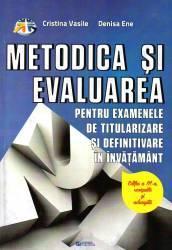 Metodica si evaluarea pentru examenele de titularizare si definitivare in invatamant Carti
