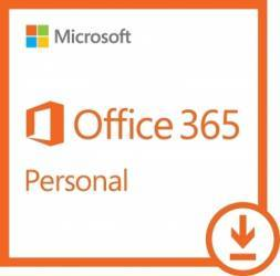 Microsoft Office 365 Personal all languages 1an - 1utilizator 1TB stocare licenta electronica Aplicatii desktop