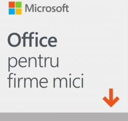 Microsoft Office Home and Business 2019 pentru firme mici 2019 all languages 1 utilizator Licenta Electronica
