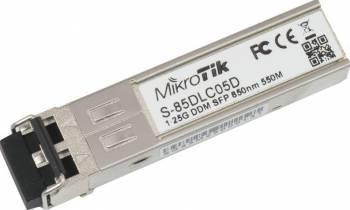 Transceiver SFP Mikrotik S-85DLC05D Dual LC Switch uri