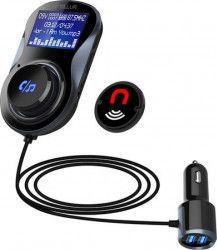 Modulator auto FM Tellur FMT-B4 Negru