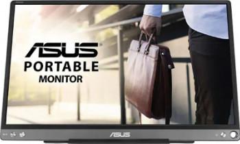 Monitor portabil LCD 15.6 ASUS ZenScreen MB16ACE Full HD Flicker Free Gri Monitoare LCD LED