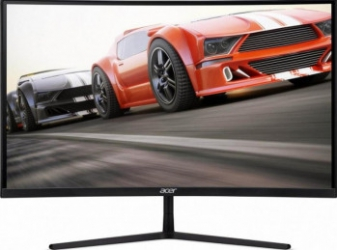 Monitor Curbat Gaming LED 23.6 ACER Nitro EI242QRPbiipx FHD 1 ms 144 Hz FreeSync Monitoare LCD LED