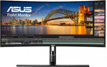 Monitor Curbat LED 34.1 ASUS PA34VC UWQHD 5ms IPS 100Hz Boxe Monitoare LCD LED