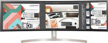 Monitor Curbat LED 49 LG 49WL95C-W QHD 5ms Negru